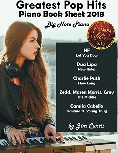 Greatest Pop Hits Piano Book She...
