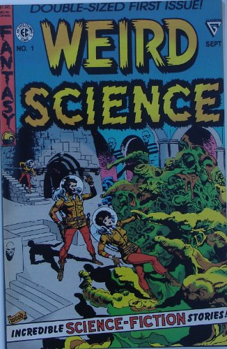 EC Reprint Weird Science Comic Book #1 From Gladstone