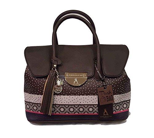 PashBag Borsa Donna Petite Orleans Ethnic retro 5606 Pash Bag Atelier Du Sac