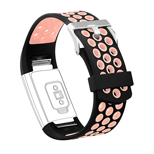 Adjustable Silicone Replacement Fitness Wristband