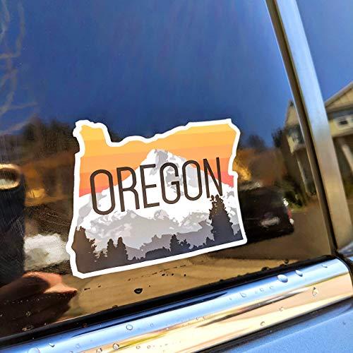 Buy bend oregon sticker
