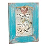 Best Cottage Garden Gifts For Families - Cottage Garden Family Means Forever Loved Teal Distressed Review