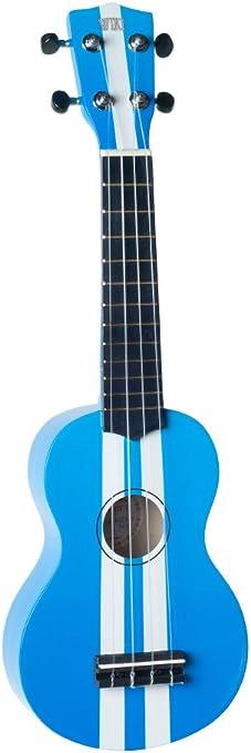 WiKi UK/Racing ukelele-azul: Amazon.es: Instrumentos musicales
