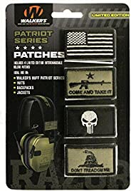 Walker's Razor Patriot Patch