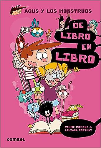 De libro en libro (Agus y los monstruos) (Spanish Edition ...