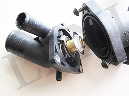 LAND ROVER LR3 05-09 4.4L PETROL AJV8 ENGINE THERMOSTAT TUBE /& HOUSING LR005631