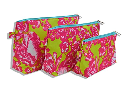 aloha-paradise-3-piece-cosmetic-bag-set