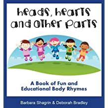 Toddler Books: Heads, Hearts & Other Parts