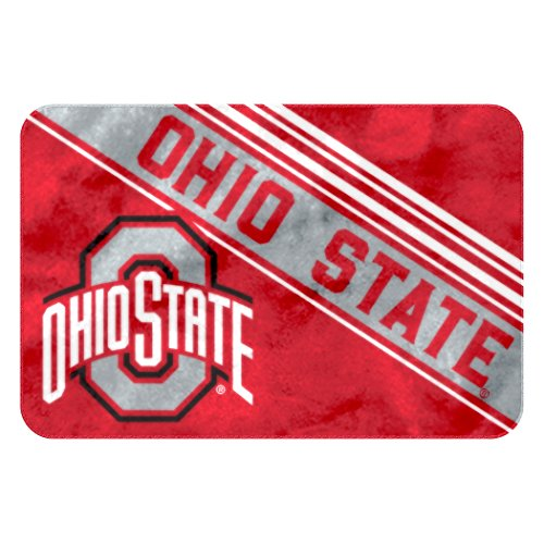 Ohio State Bath Mat Ohio State Buckeyes Bath Mat Ohio