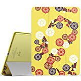 MoKo Case for iPad Pro 9.7 - Ultra Slim Lightweight Smart-shell Stand Cover with Translucent Frosted Back Protector for Apple iPad Pro 9.7
