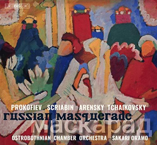 Ostrobothnian Chamber Orchestra: Russian Masquerade