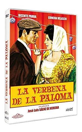 La verbena de la paloma (1963) [DVD]: Amazon.es: Concha ...