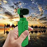 Best Accessory for DJI OSMO Pocket!!!Kacowpper Waterproof PVC Carbon Fiber Skin Wrap Grain Graphic Stickers for DJI OSMO Pocket