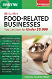 55 Surefire Food-Related Businesses You Can Start for Under $5000 (Surefire Series)