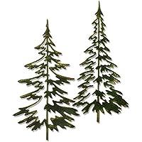 Tim Holtz Christmas Tree Thinlits