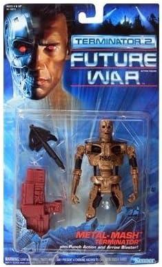 Amazon.com: Terminator 2 Future War Metal Mash Terminator ...