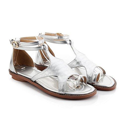 pour 1TO9 1TO9 Sandales Sandales silver pour femme W8vrx80
