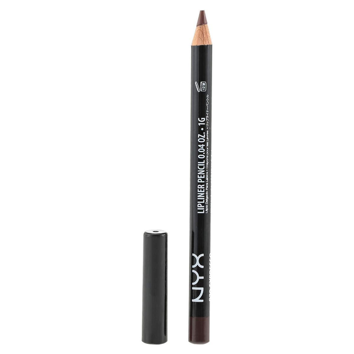 NYX Slim Lip Liner Pencil -Color Espresso - SLP 820 (NYX-SPL820)