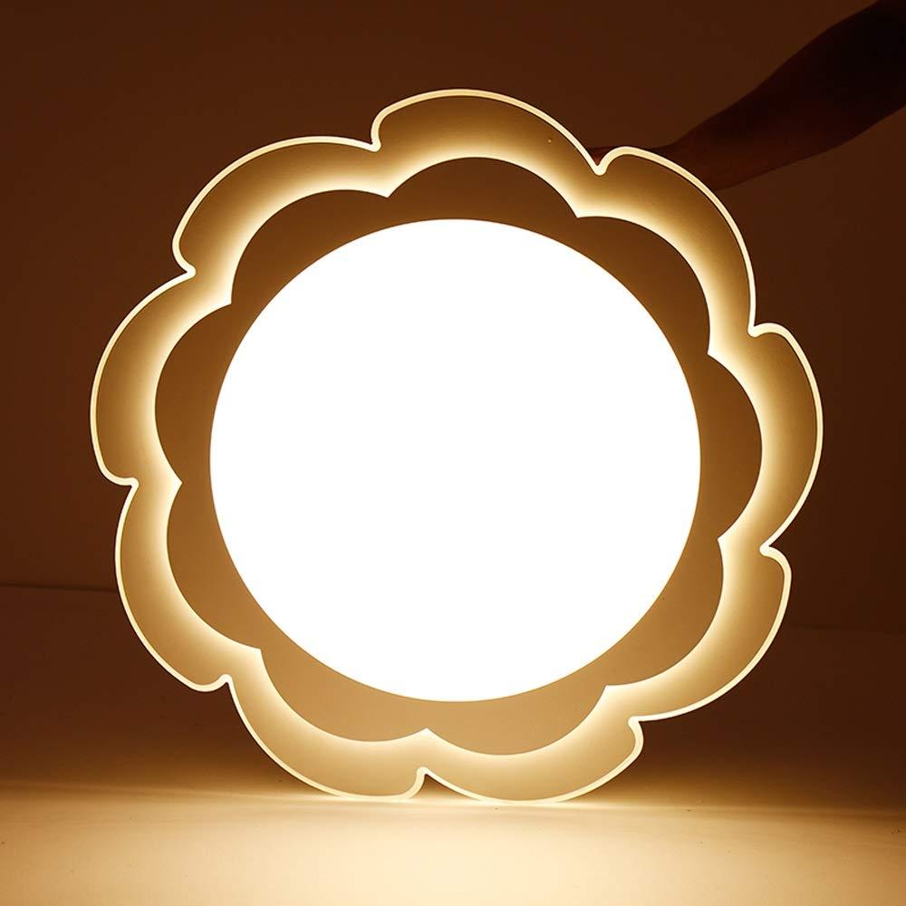 Mogicry 23W/32W/42W Moderne Einfache  Dimmable Blumen Deckenverkleidungs Licht Runde Haushalt Küche LED Iight ...