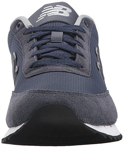 Nieuw Evenwicht Heren 501v1 Rimpel Sneaker Marine