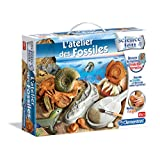 Clementoni 521586 Fossil Workshop Toy-French