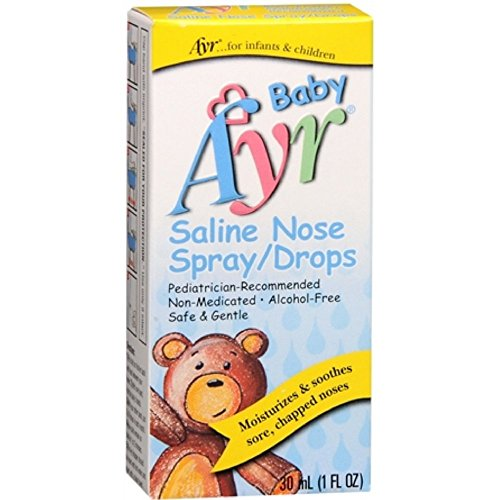 Ayr Nasal Mist Size 30ml product image