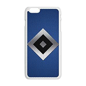 Happy Blue Your Eyes Cell Phone Case for Iphone 6 Plus