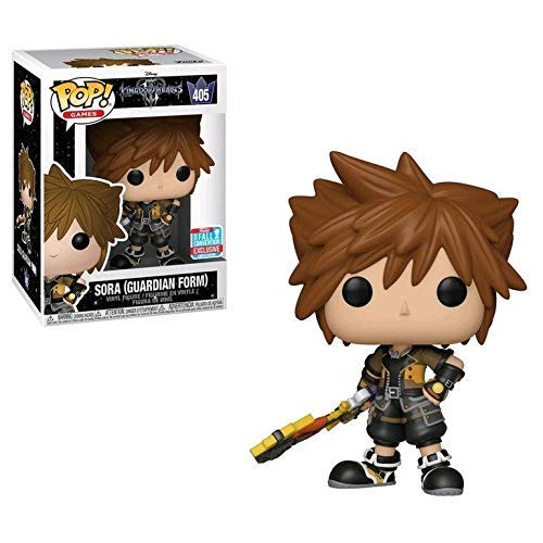 Kingdom Hearts 3 Vinyl Sora as Guardian Pop