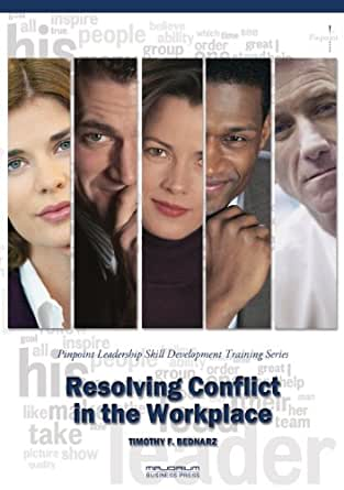 Amazon.com: Resolving Conflict in the Workplace: Pinpoint ...