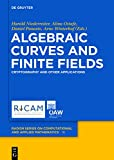 img - for Algebraic Curves and Finite Fields: Cryptography and Other Applications (Radon Series on Computational and Applied Mathematics) book / textbook / text book