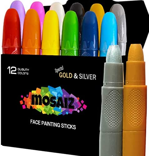 Included Painting Twistable Non Toxic Halloween product image
