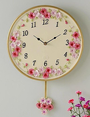 Pansy Clock - 7