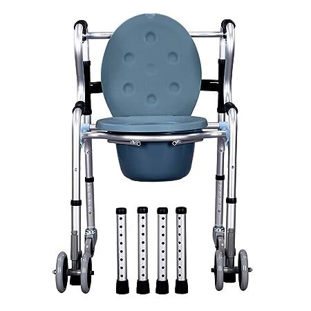 WJQSD Andador Equipo de rehabilitación para sillas de ...