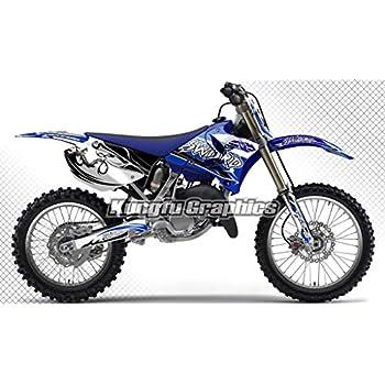 Polisport Complete Replica Plastic Kit YZ Blue for Yamaha YZ125 2002-2005