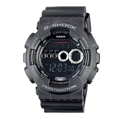 Casio G-Shock GD-100-1B Watch by Casio