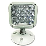 Product review for LFI Lights - 3.6V Single LED Remote Head Emergency Light - Wet Location - RHBWPL1