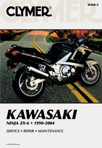 Kawasaki Ninja ZX-6 1990-2004 (CLYMER MOTORCYCLE REPAIR)