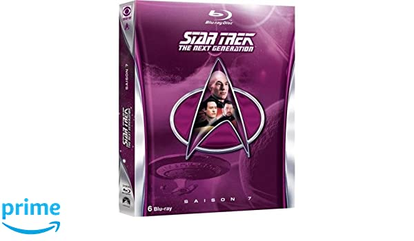 Star Trek - La nouvelle génération - Saison 7 Francia Blu ...