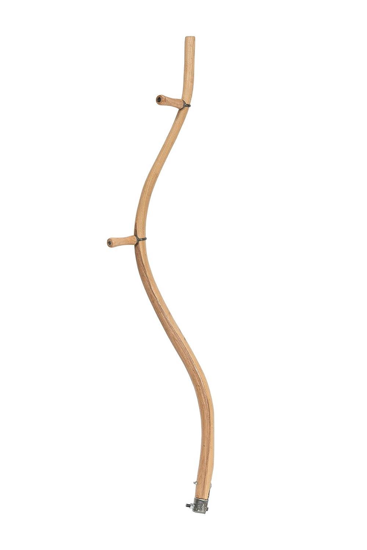 Balón de Scythe barra de madera/mango/Snathe 152, 4 cm largo ...