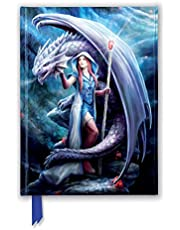 Anne Stokes: Dragon Mage (Foiled Journal)