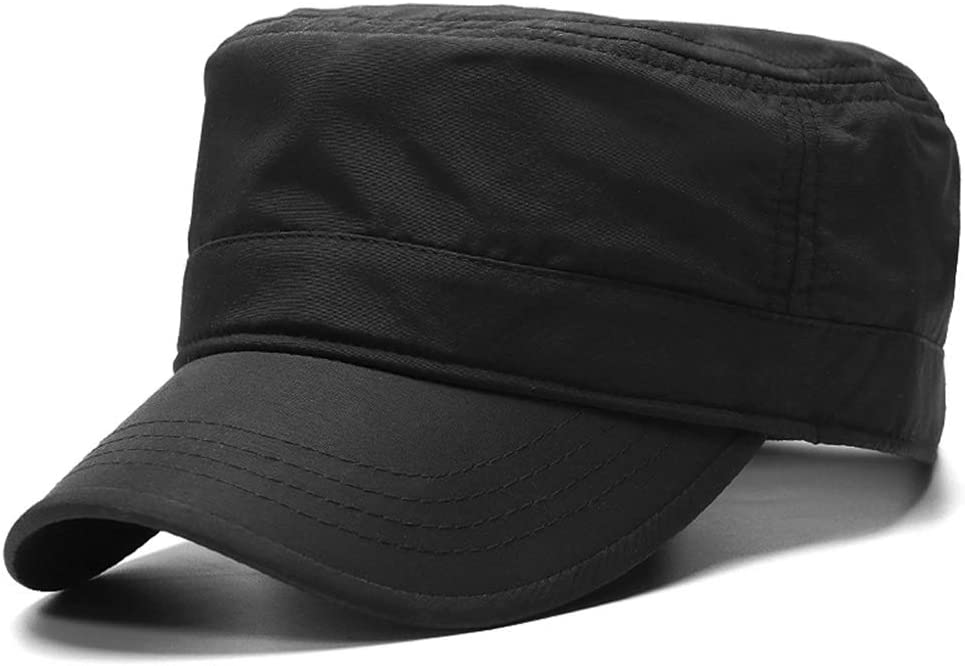 55-65cm YSDNI Summer Waterproof Quick Dry Sports Cap Breathable Mesh Lightweight Breathable Soft Outdoor Running Cap Classic Army Cap
