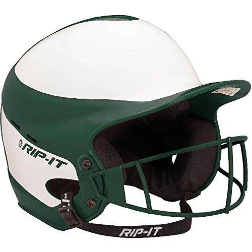 RIP-IT Vision Pro Fastpitch Batting Helmet With (5000 Batting)
