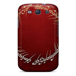 Special ChanceTom Skin Case Cover For Galaxy S3, Popular Lord Of The Rings Phone Case