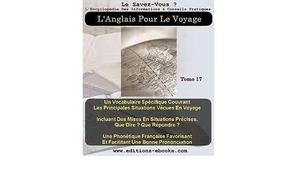 langlais pour le voyage encyclopedie le savez vous t 17