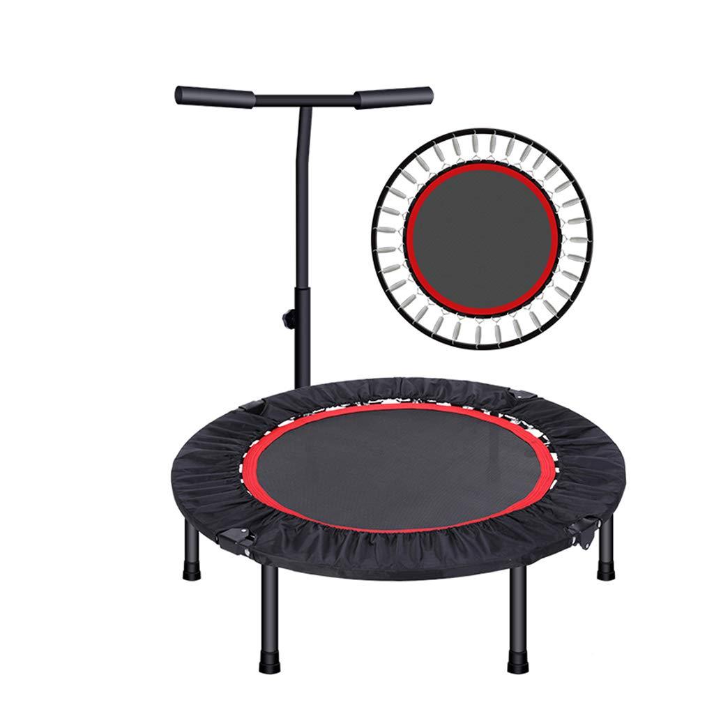Ren Chang Jia Shi Pin Firm Indoortrampoline Fitness Mini Trampolin Professional Gym Trampolin mit Griff Sport Gewicht Verlust Ausrüstung Bounce Bed