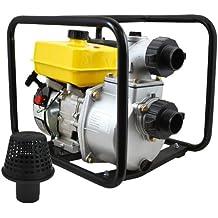 "XtremepowerUS 3"" & 2"" 7 HP 4-Stroke 260-Gallon Per Minute Gas-Powered Portable Water Pump"