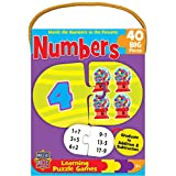 Masterpieces Mini Learning Games Counting 40-Piece Matching Puzzle