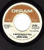 DERAM 7507 PROCOL HARUM A Whiter Shade Of Pale ~ Lime (45 VG)