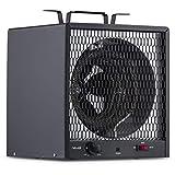 NewAir G56 5600 Watt Garage Heater, Get Fast Heat for 560 Square-Feet