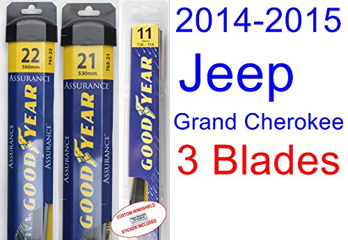 2014 2015 jeep grand cherokee replacement wiper